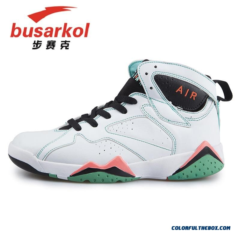 Couple's Shoes Men Basketball Shoes Elevator Shoes Inside Absorb Sweat