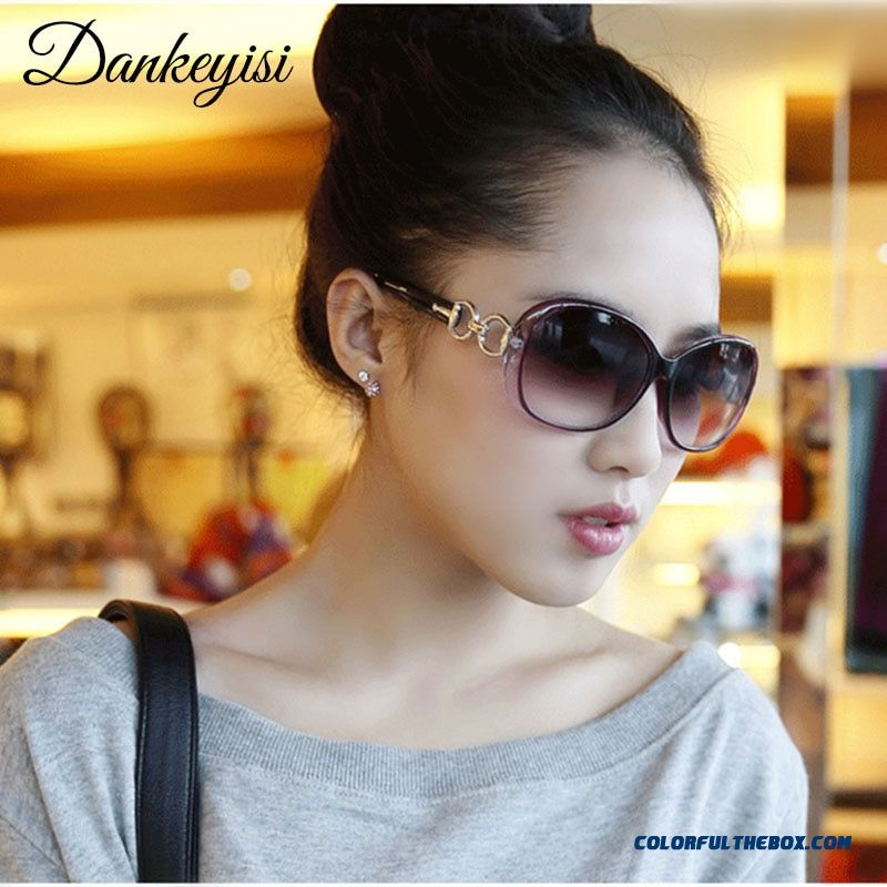 Dankeyisi Hot Fashion Polarized Sunglasses Women Brand Designer Vintage Polaroid Sunglasses Female Luxury Sunglasses Eyewear