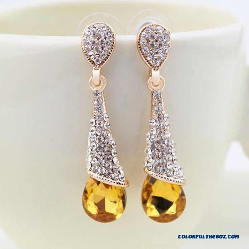 Unique Buy Long Diamond Wedding Earrings Online In India At Best Price