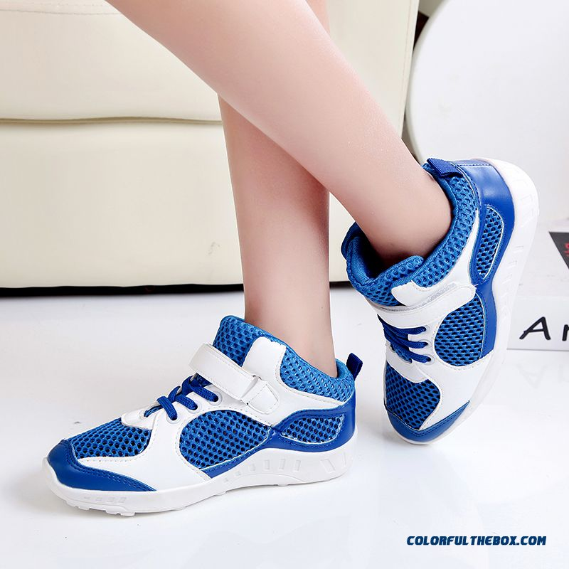 European Version Of The Girls Anti-slip Kids Shoes Boys Sports Shoes All-match Running Shoes