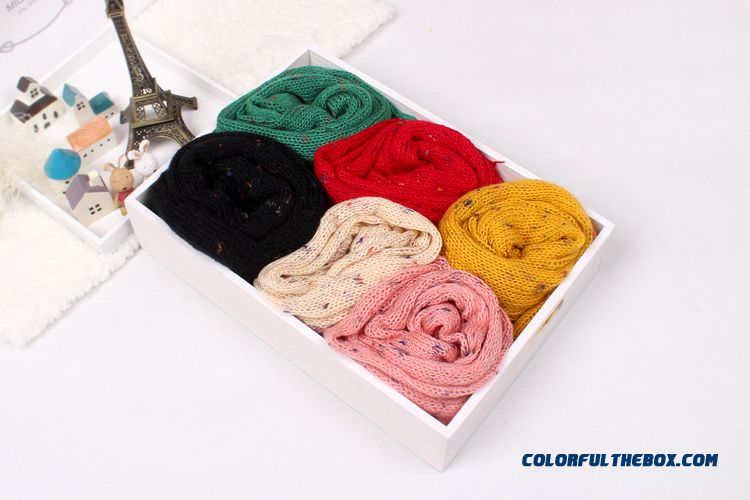 Factory Direct Free Shipping 135-175cm Good Quality Comforable Scarves Boy's Kids Accessories