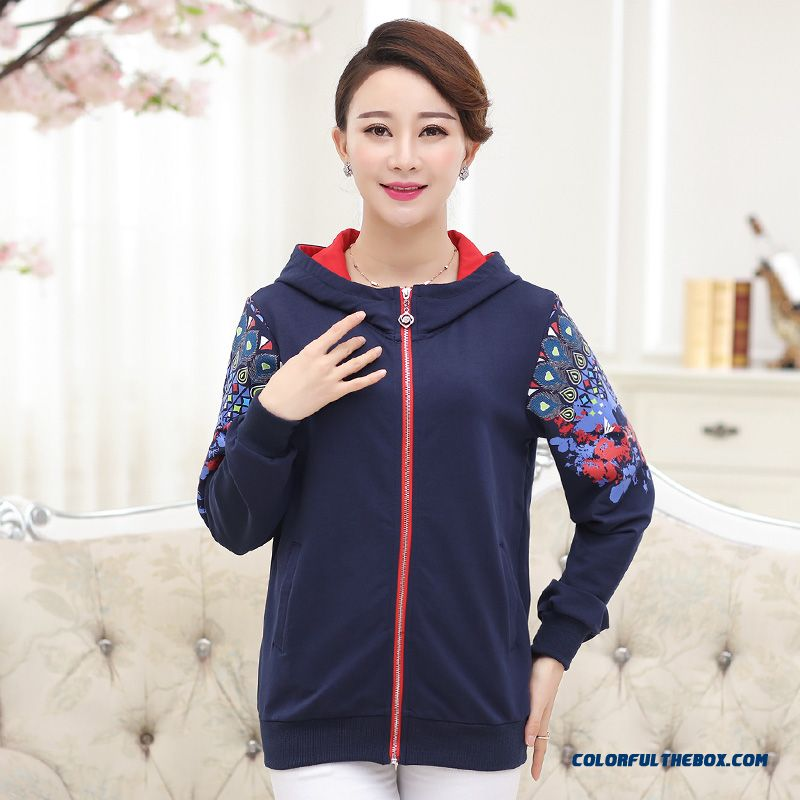 Factory Outlets New Plus Size Windbreaker Coats Fashion Hoodies Women Coats