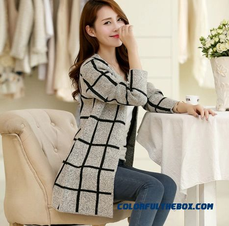 Fashion Cardigan Women Sweater Coat Jacket Hot Autumn Winter