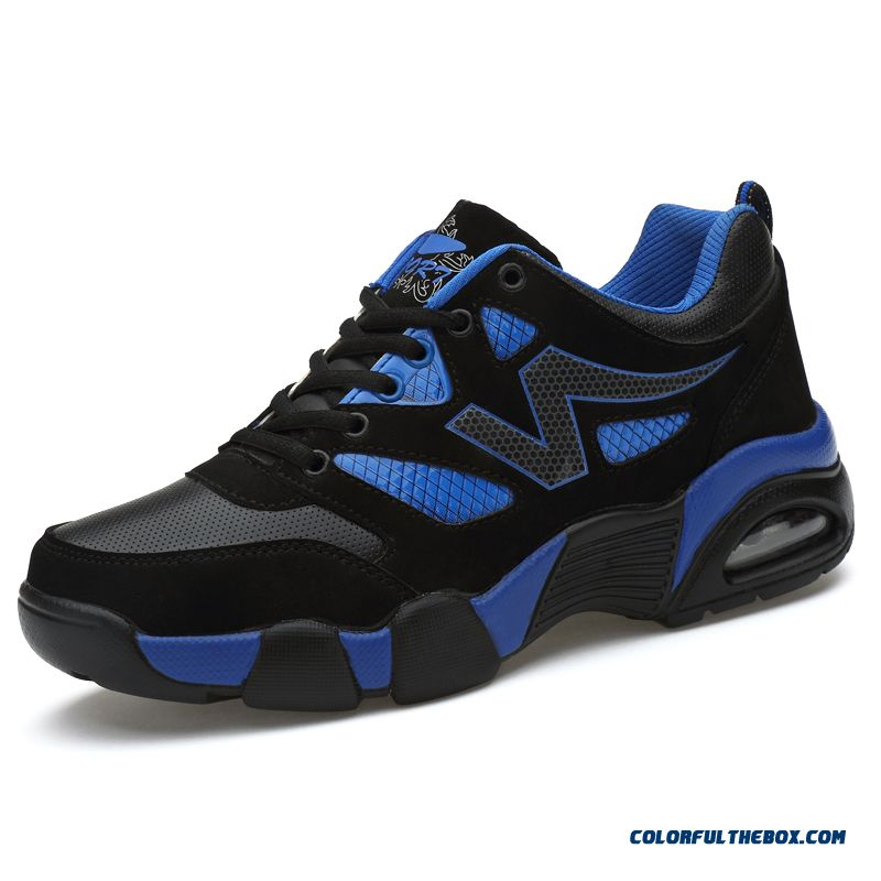 Fashion Designed Men Basketball Shoes Comfortable Antiskid