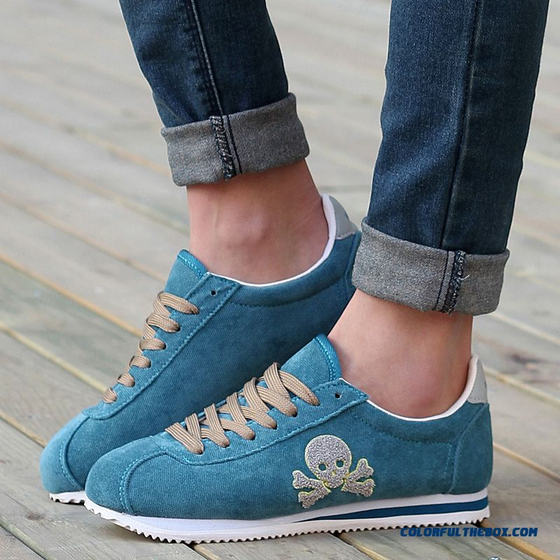 Fashion Lovers Canvas Shoes Casual Shoes Flats For Men