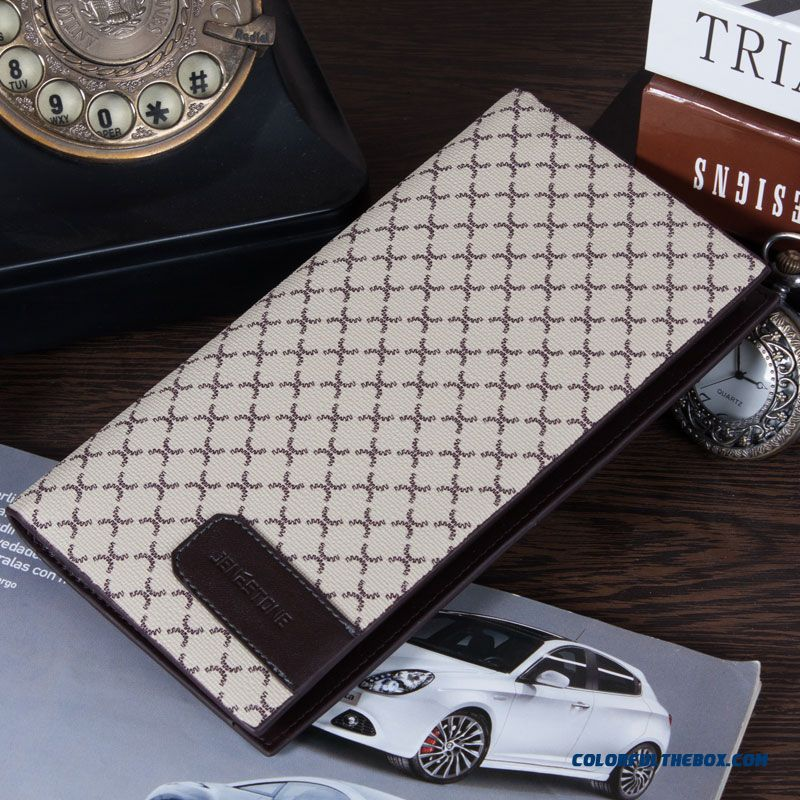 Fashion Lovers Thin Section Wallets Bags High Quality Classic For Men