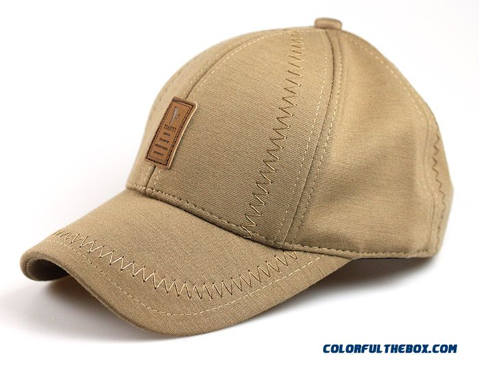Fashionable Utility Designed Specifically For Men Outdoor Sports Sunbonnet Peaked Cap