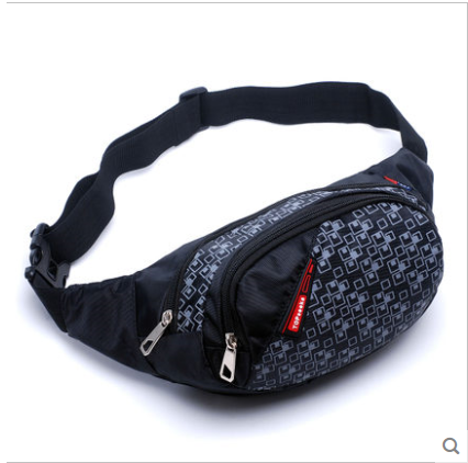 Free Shipping Authentic Outdoor Sport Waist Packs Waterproof Running Personal Phone Bag Unisex Men