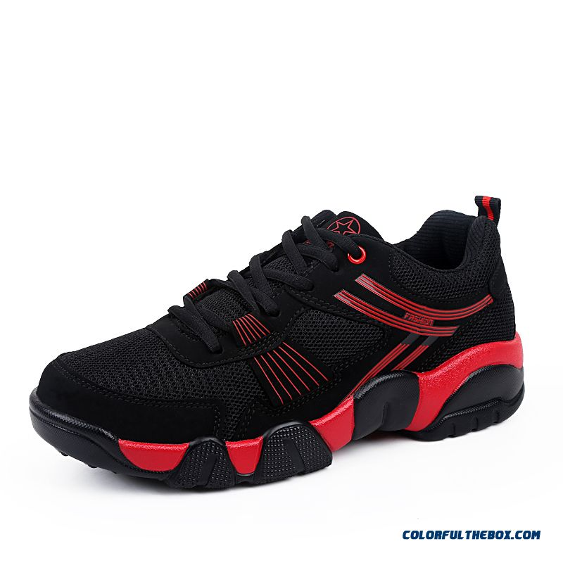 Free Shipping Breathable Mesh Shoe Lightweight Sports Men's Running Shoes
