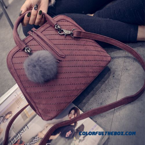 Free Shipping New Autumn And Winter 2015 Women Bags Shoulder Bags Spiraea Shell Bag