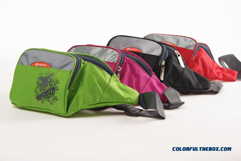 Free Shipping Promotion Wholesale Waist Packs Oxford Colorful Bags For Men