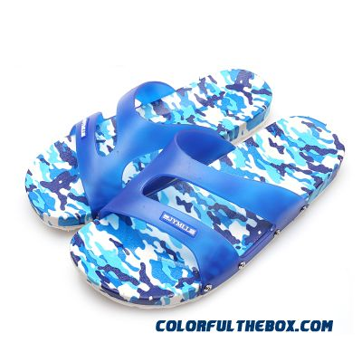 Free Shipping Summer New Korean Version Men's Beach Slippers Breathable Casual Shoes