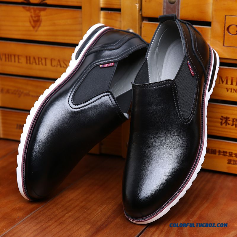 Genuine Leather Fashion Men Casual Shoes, New Comfortable Spring Men Shoes,shoes Men,quality Men Md Shoe