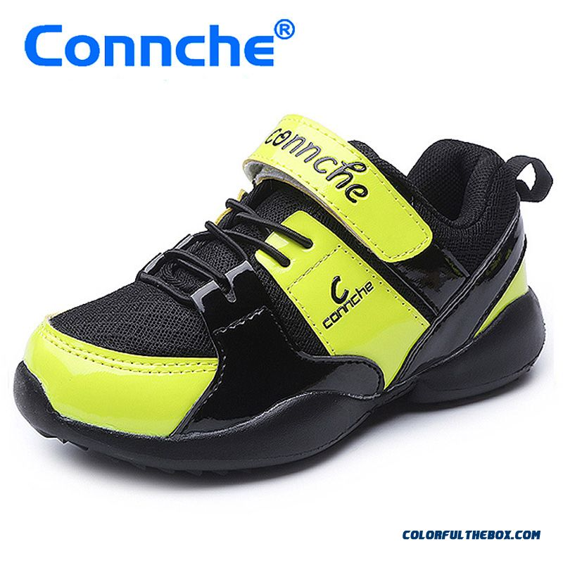 Girls Kids Shoes Net Shoes Breathable Mesh Casual Running Shoes Low Price Good Quality - more images 1