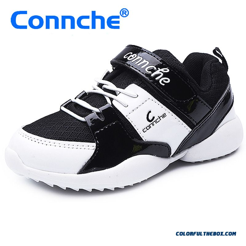Girls Kids Shoes Net Shoes Breathable Mesh Casual Running Shoes Low Price Good Quality - more images 3