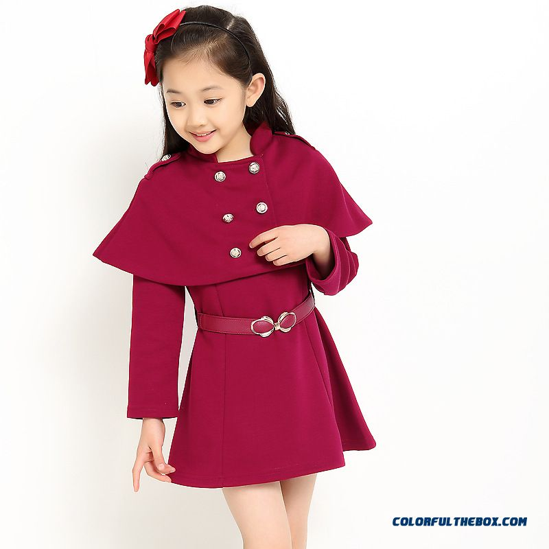 Girls Winter Dress Children Skirts Girls Clothing 8-9-10-11-13 Years Old Children Skirts Girls Clothing 8-9-10-11-13 Years Old