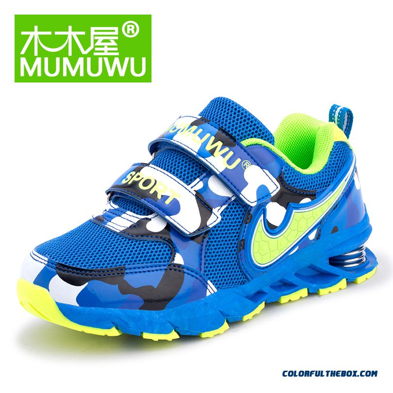 High-quality Kids Shoes Vogue Breathable Boy Strong Popularity Girls Running Shoes