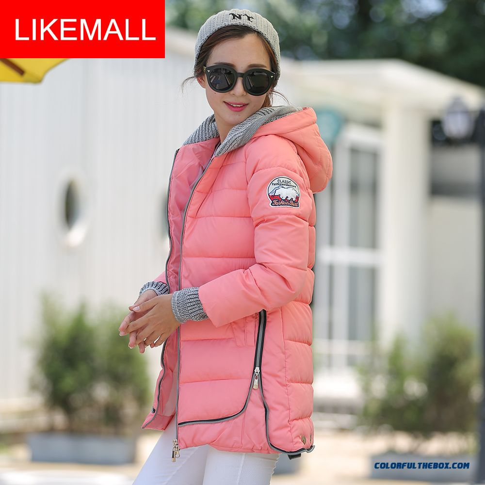 Hot Pink Winter Jacket | Outdoor Jacket