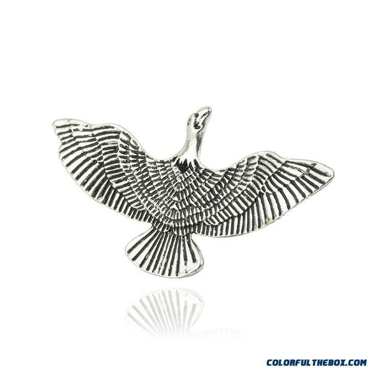 Jewelry Wholesale Hot Retro Soaring Eagle Ring Opening Manufacturers Direct For Women