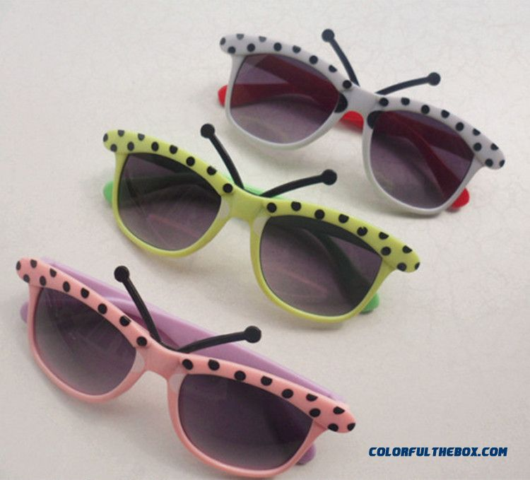 Kids Cartoon Sunglasses Newest Designe Boys Youth Energetic Accessories