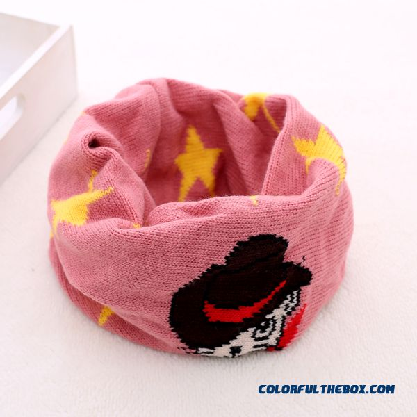 Kids Pull Head Scarf Design For Kids 3-10 Years Little Girls Accessories