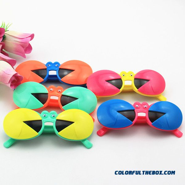 Kids Sunglasses Accessories Cute Little Crab Eye Infant Boys Baby Toys