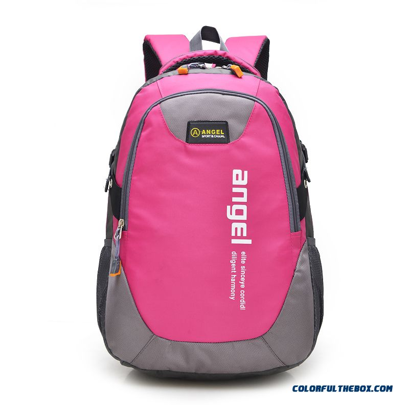 Korean Version Of Large Capacity Travel Unisex Backpack Laptop Bag For Women