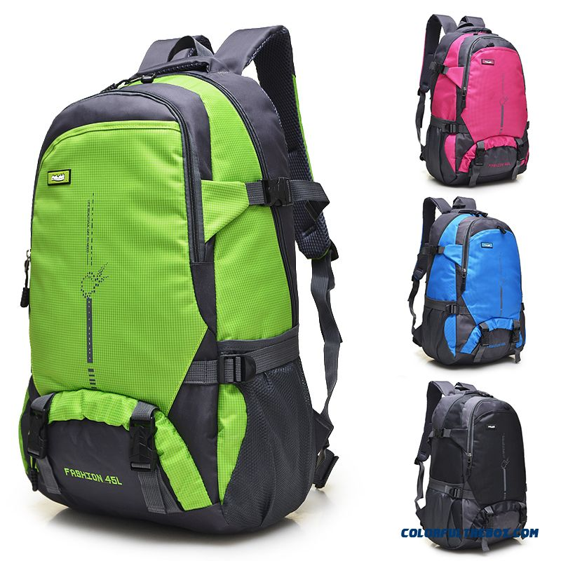 Korean Version Of Travel Women Backpack Outdoor Sports Fashion Waterproof Big Capacity Mountaineering Bag