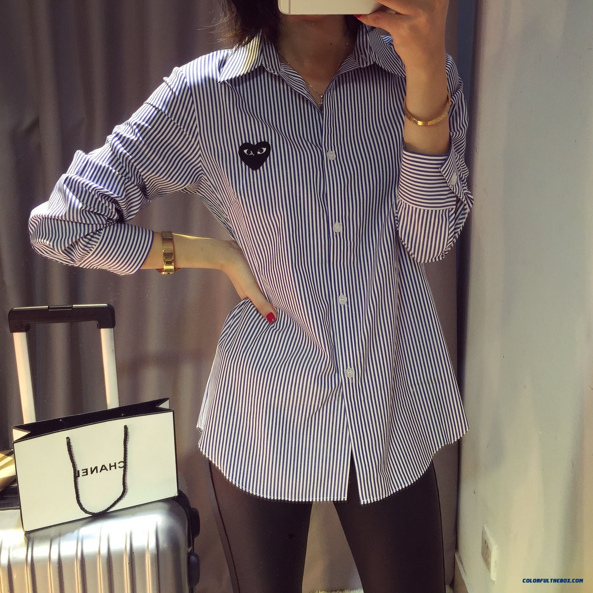 Ladies Clothing Slim And Thin Shirt Soft And Comfortable Women Blouses