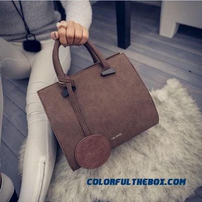 Ladies Favorite Retro Simplicity Top-handle Bags Hot Sale Women Bags Free Shipping