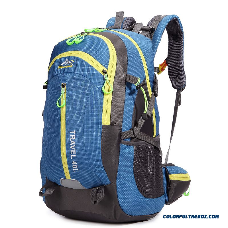 Large Capacity Hiking Bags New Outdoor Travel Backpack For Women And Men