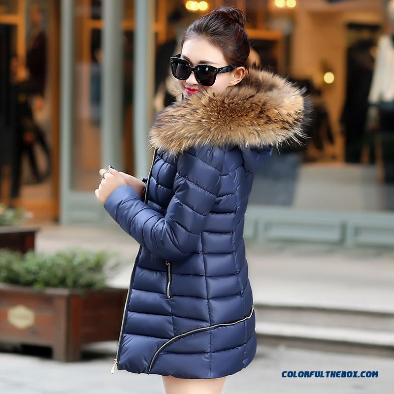 Latest Fashion New Winter Female Fur Hooded Coat Thicken Lomg Black Sexy
