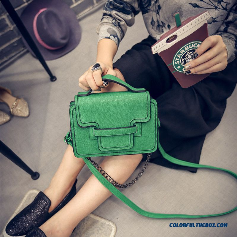 Latest Stylish Design Fashion Retro Girls Women Bags Shoulder Bags Simply