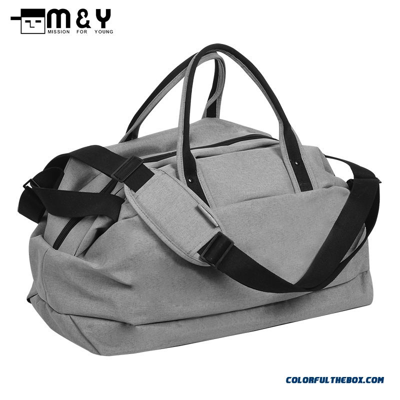 M & Y Super Capacity Portable Travel Bag Women And Men Fitness Canvas Bag Travel Bags M & Y Super Capacity Portable Travel Bag Women And Men Fitness Canvas Bag Travel Bags