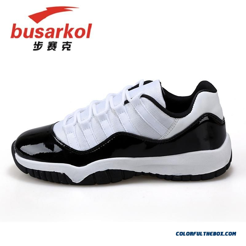 Men Black And Red Basketball Shoes Special Offer Free Shipping Cheap - more images 2