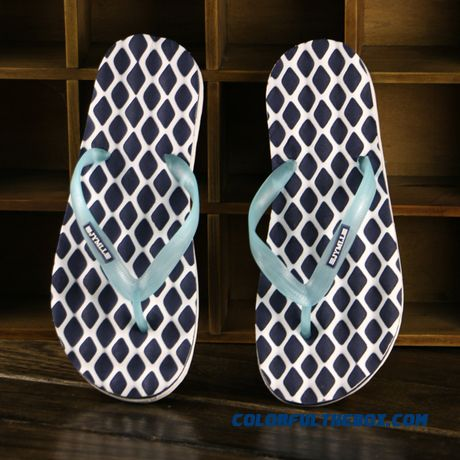 Men's New Summer Fashion Flip Flops Slip Resistant Slippers Free Shipping Shoes