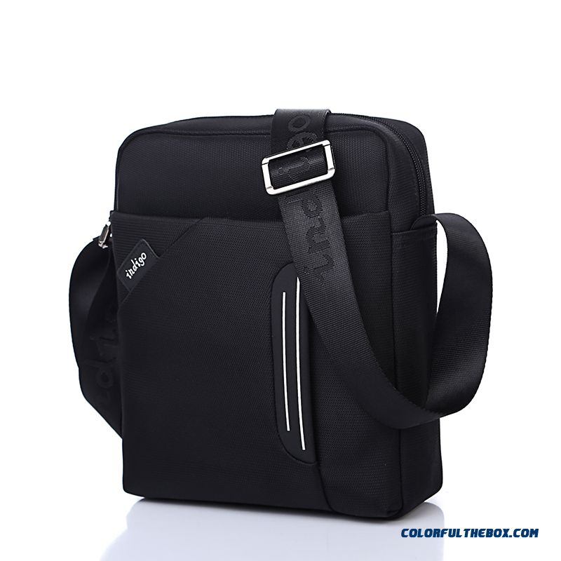 Middle-aged Men Shoulder Bag Crossbody Bag Horizontal Version Of Business Ipad Package