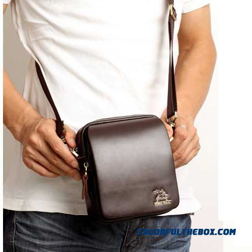 Mini Crossbody Bags Men Convenient And Practical For More Images 1