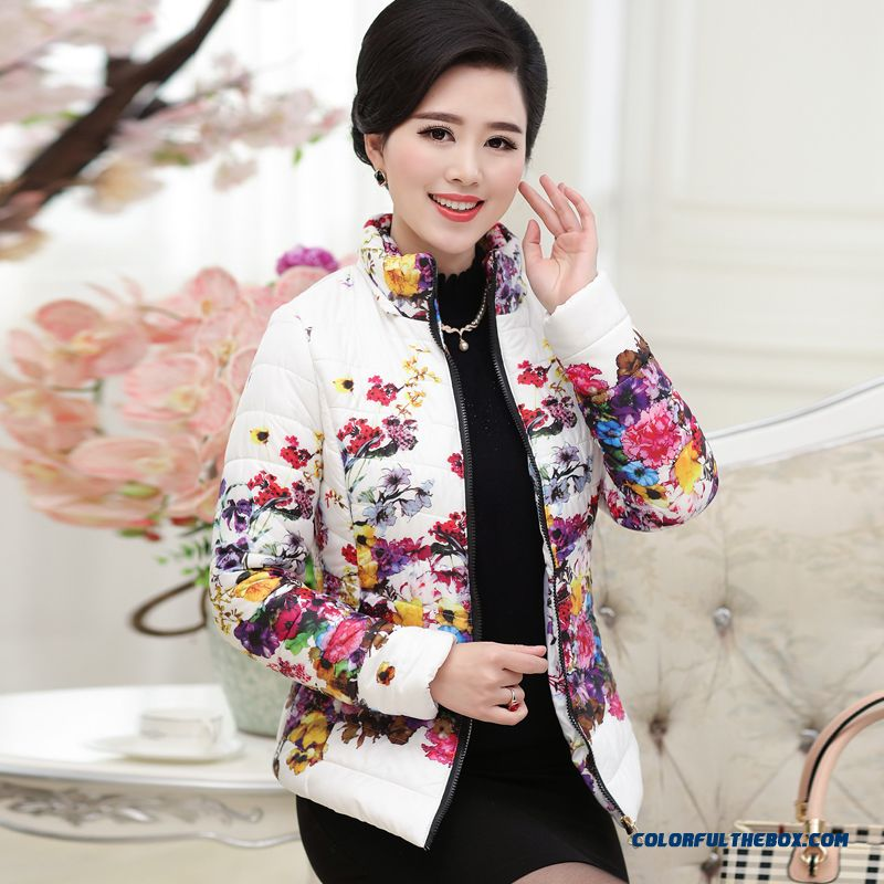 Mother Clothing Hooded Cottonthin Padded Jacket Designed Exclusively Fpr Women