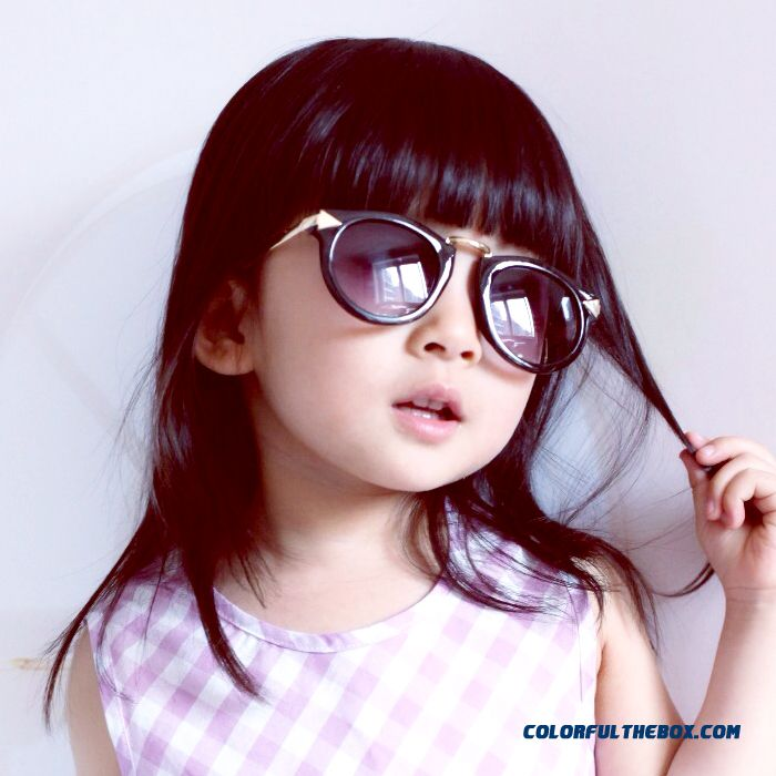New Arrival Accessories High Quality Boys Girls Genuine Kids Goggles Polarized Sunglasses Free Shipping