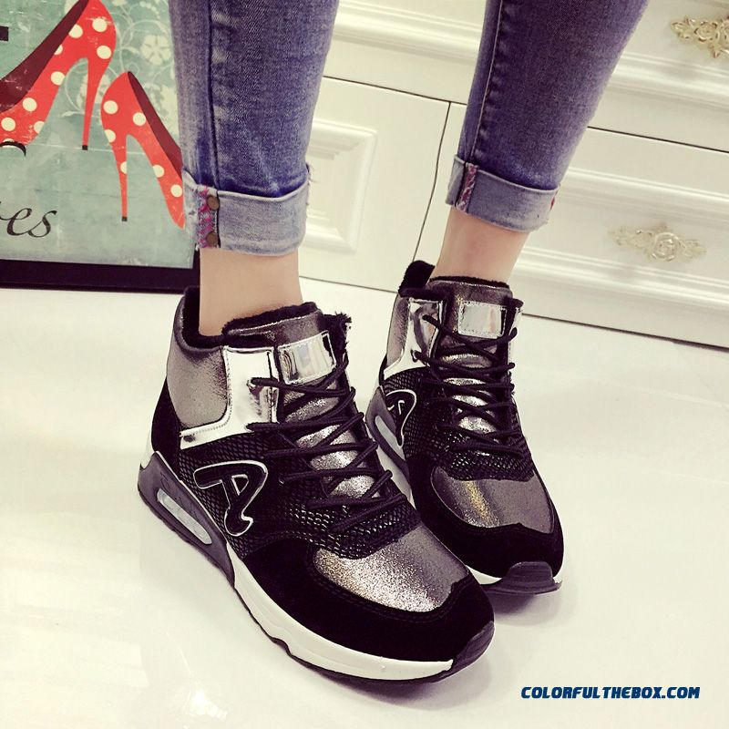 New Arrival Breathable Women Casual Air Cushion Shoes On Sale