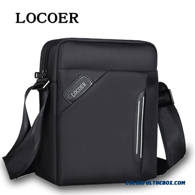 New Arrival Men's Business Casual Canvas Bag Crossbody Bags Just Sale For 24 $