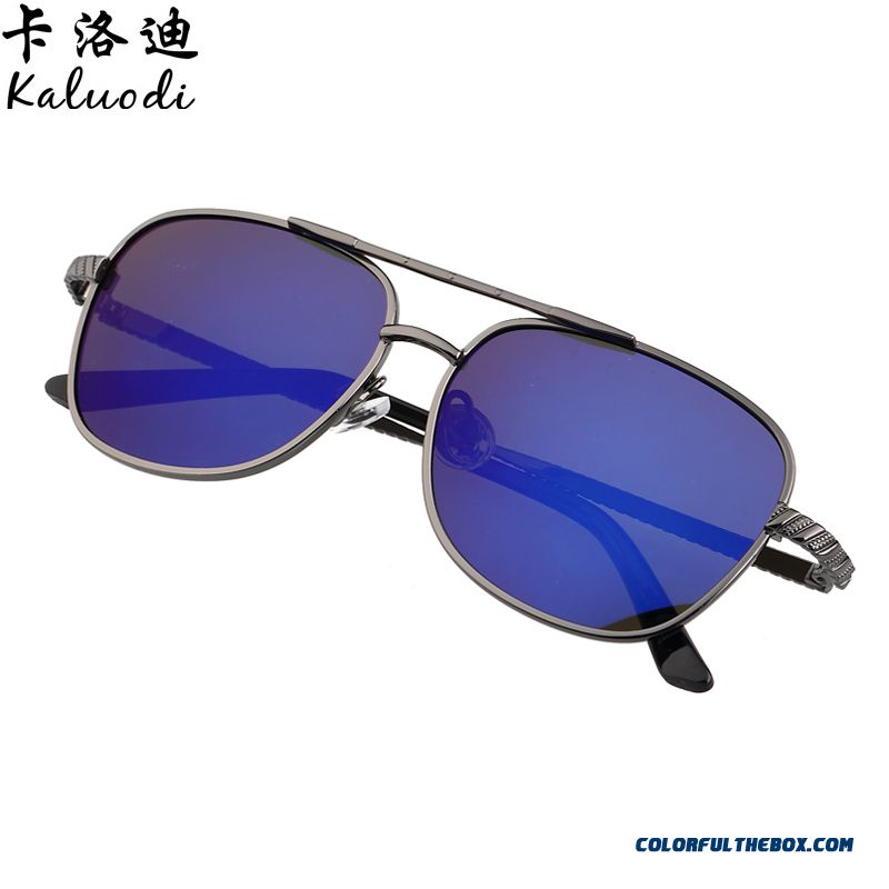 88d25e784b4e ... New Boys And Girls Kids' Sunglasses Polarizer Colorful Metal Reflective  Sunglasses Dark Glasses Fashionable -