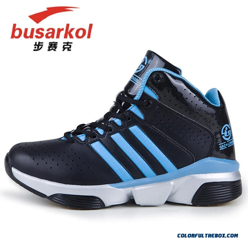 New Breathable Shoes Men Wearable Lightweight Non-slip Sport - more images 1