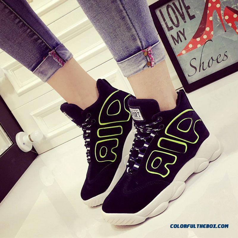 New Breathable Spell Color Flat Women Casual Shoes Free Shipping - more images 4
