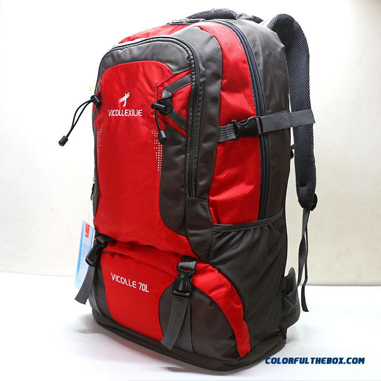 Cheap New Design For Men's Large-capacity Outdoor Backpack Hiking ...