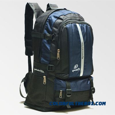 New Design Of Large Tourism Mountaineering Bag Hiking Package Backpack For Men