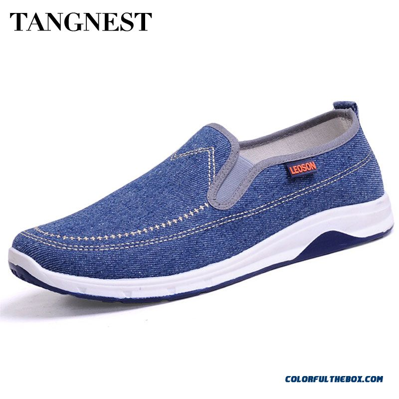 Cheap New Fashion Men Casual Shoes Spring Summer New Men Peking Shoes  Comfortable Slip-on Canvas Shoes Man On Sale Sale Online 503e9f1501da