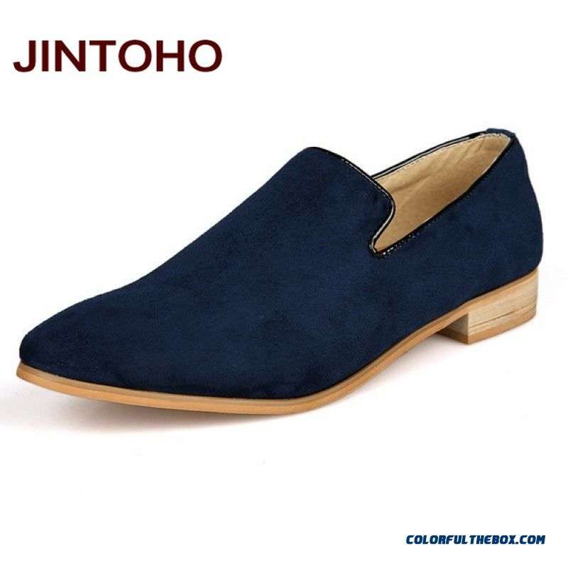 New Fashion Slip On Men Velvet Loafers,spring And Autumn Men Leather Shoes, Mocassin Men Flats