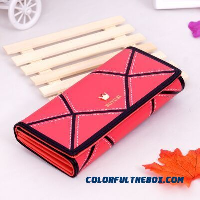 New Fashion Student Wallet Card Package Long Wallet Lady Cute Hasp Free Shipping